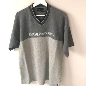 Emporio Armani men's T-shirt.
